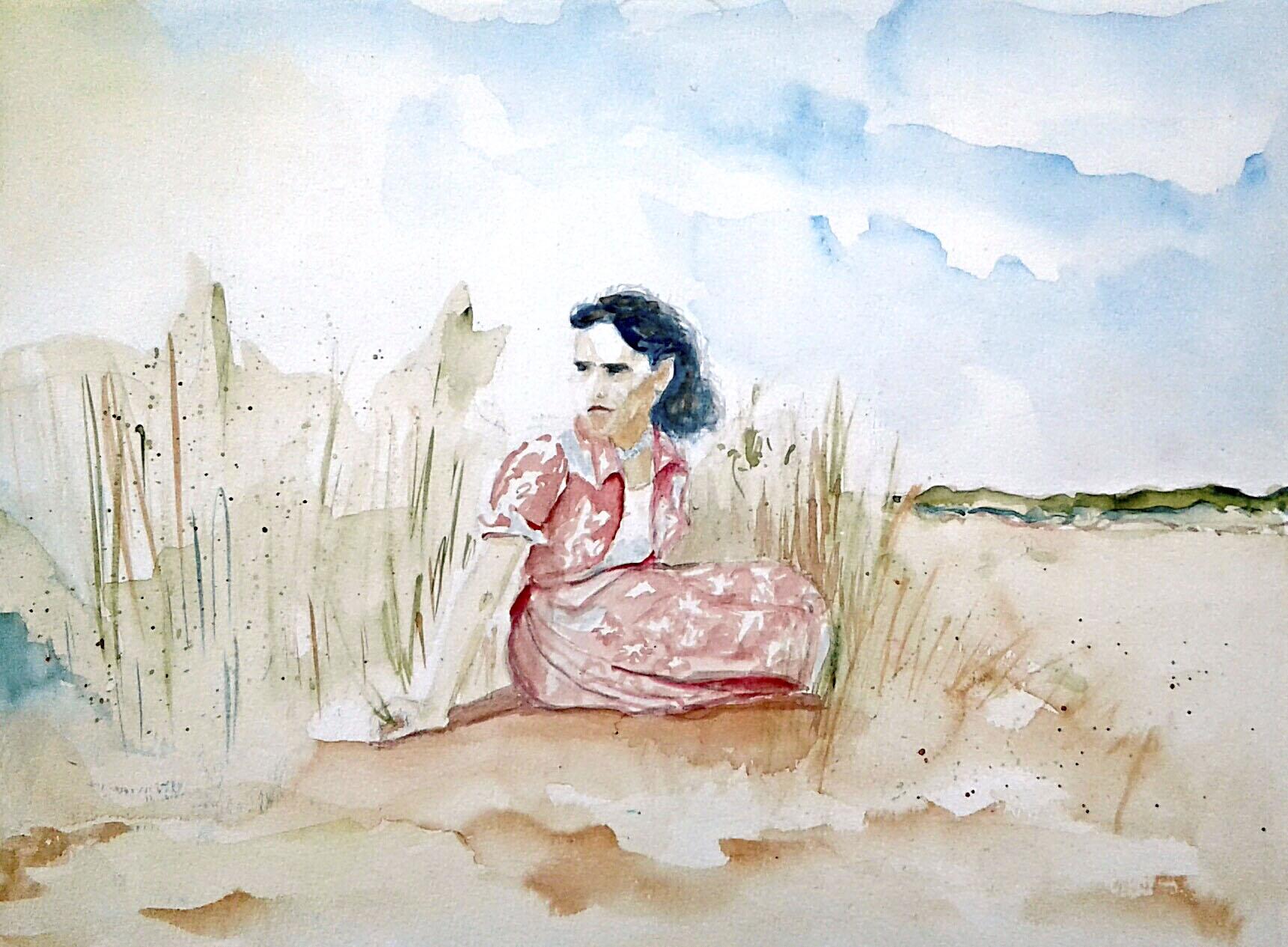 zomer 1953, Gonnie